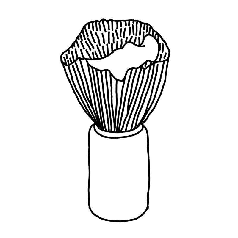 Rasierpinsel