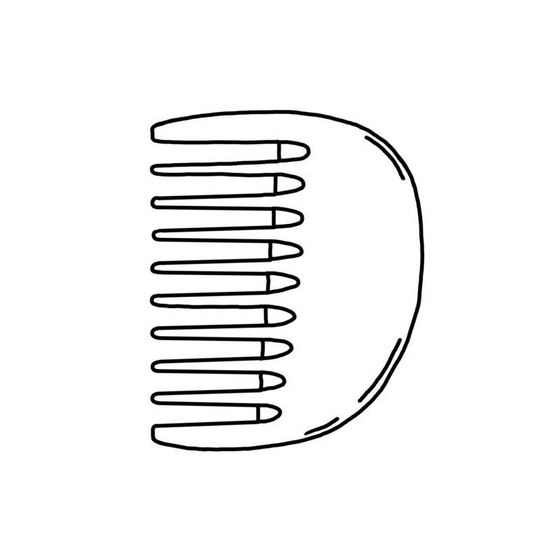 Styling-Kämme